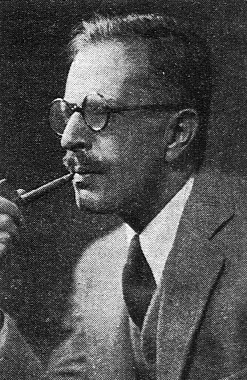 Karl Illava during the early 1930s
